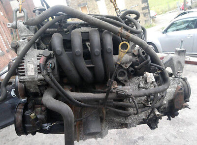 Ford Focus Mk1 1998-2004  1.4 Petrol Engine With Box Fxda Engine Code 54k Mile • 149.99£