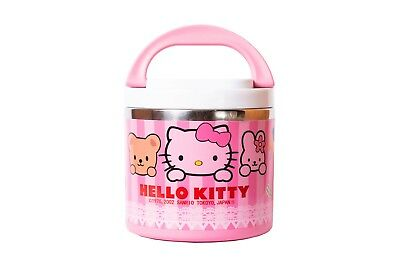 £7.99 • Buy Kids Hello Kitty Character Non-Spill Lunch Box For School, Picnics & Outdoor