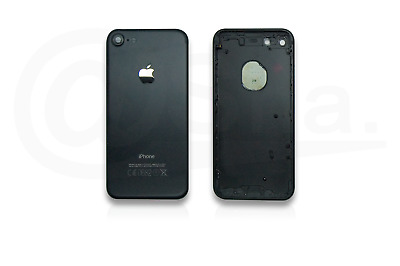 MATT BLACK - Metal Chassis Rear Replacement Housing Back Cover For IPhone 7 UK • 11.49£