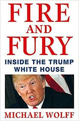 AU22.99 • Buy Fire And Fury: Inside The Trump White House By Michael Wolff Free Shipping
