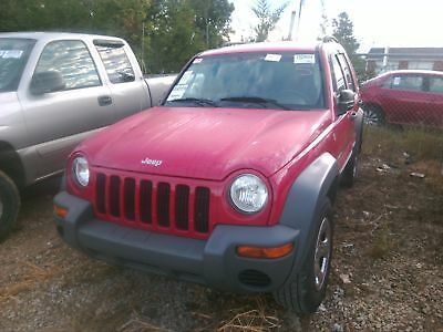 $375 • Buy Front Bumper Assy. JEEP LIBERTY 02 03 04 Textured Finish