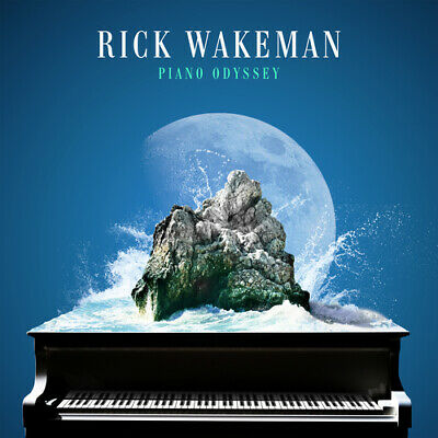 Rick Wakeman : Piano Odyssey CD (2018) Highly Rated EBay Seller Great Prices • 2.74£