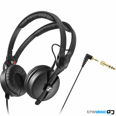 Sennheiser HD25 (Latest Model) Professional DJ Headphones, 1.5M Cable, 3.5mm • 129£