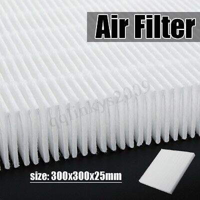 AU16.99 • Buy AUS DIY Air Filter HEPA Dust Filter For Air Conditioner Cold Air Cleaner Fan