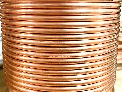 AU18.29 • Buy 5 Ft Ground Wire 4 Awg Gauge Solid Bare Copper 200a Service