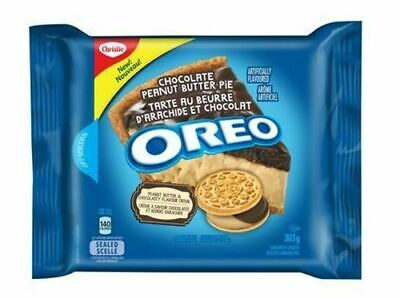 Christie Oreo Cookies Chocolate Peanut Butter Pie, 303g/10.7oz (Canadian) • 11.49£