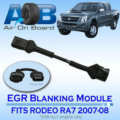 AU110 • Buy EGR BLANKING MODULE DELETE MODULE 001 FOR HOLDEN RODEO RA7 2007-2008 4JJ1 Engine