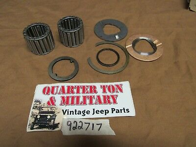 $35 • Buy Dana 18 Transfer Case 1 1/8  Small Parts Kit No Shaft Fit Jeep Willys M38 CJ3A