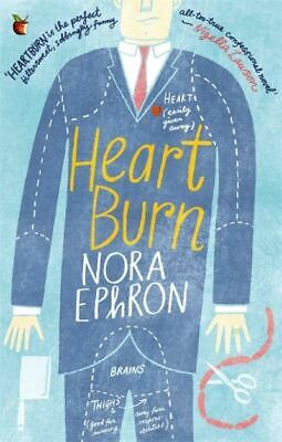 Virago Modern Classics: Heartburn By Nora Ephron (Paperback) Fast And FREE P & P • 3.74£