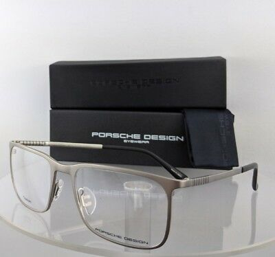 d34183b55a47 New Authentic Porsche Design P 8294 C Eyeglasses Titanium P 8294 Grey Frame  • 104.49