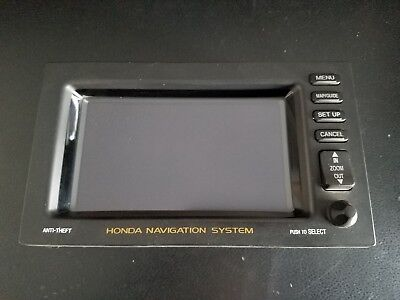 $99 • Buy 03 04 05 Honda Pilot Navigation Gps Lcd Display Screen Oem, 39810-s9v-a010-m1