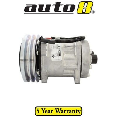 AU449 • Buy Air Conditioning Compressor Replaces Sanden SD7H15 4609 4478 12v 2A 152mm Pulley