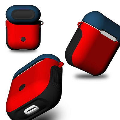 $ CDN6.66 • Buy For Apple Airpods Air Pod Accessories Anti-lost Silicone Portable Case Cover