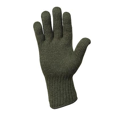 $9.99 • Buy Military D3a Cold Weather Glove Liners 85% Wool 15% Nylon Size 4 Medium
