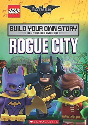 £2.27 • Buy The LEGO Batman Movie: Build Your Own Story: Rogue City By Tracey West