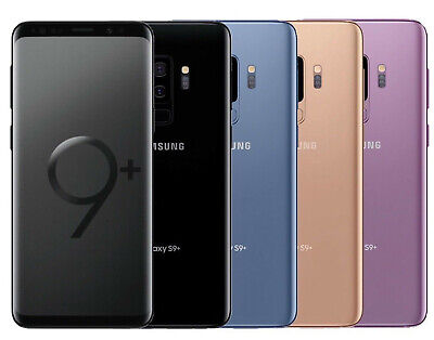 $ CDN277.97 • Buy Samsung Galaxy S9+ Plus SM-G965U 64GB GSM/CDMA Unlocked T-Mobile AT&T Verizon