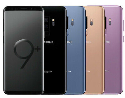 $ CDN359.86 • Buy Samsung Galaxy S9+ Plus SM-G965U 64GB GSM/CDMA Unlocked T-Mobile AT&T Verizon