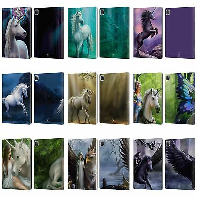 $29.95 • Buy OFFICIAL ANNE STOKES MYTHICAL CREATURES LEATHER BOOK WALLET CASE FOR APPLE IPAD
