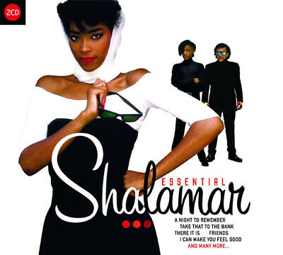 £6.22 • Buy Shalamar : The Essential CD 2 Discs (2015) ***NEW*** FREE Shipping, Save £s