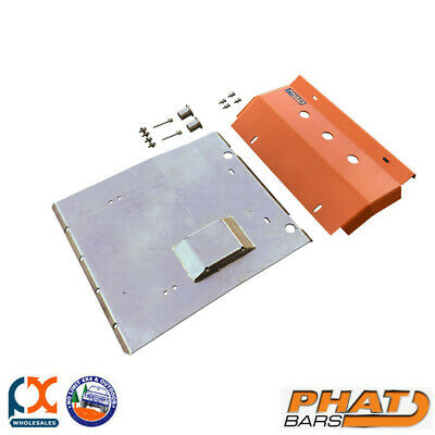 AU450 • Buy Phat Bars Hilux N70 Front Bash And Sump Plates Set- To Suit Diff Drop