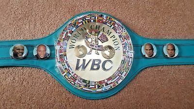 $ CDN227.62 • Buy WBC 3D Boxing Champion Ship Belt.full Size.ANY 4 PICTURES