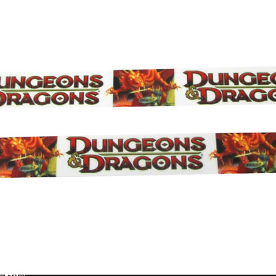 AU2.35 • Buy Dungeons And Dragons Ribbon 1m Long