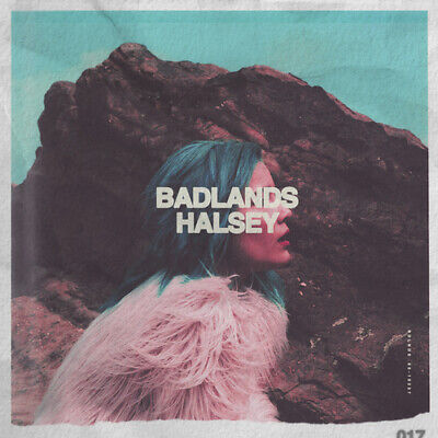Halsey : Badlands CD Deluxe  Album (2015) ***NEW*** FREE Shipping, Save £s • 6.57£