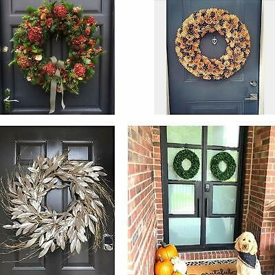 £8.99 • Buy Magnetic Wreath Hanger Hooks 2-Pack - Won't Scratch,for Steel Doors,Up To 5lbs