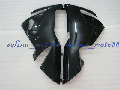 $179 • Buy Left Right Side Lower Cowl Fairing Fit For Kawasaki Ninja ZX10R 2004-2005 Black