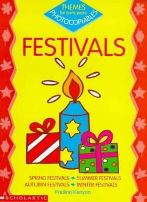 £2.68 • Buy Festival Themes (Themes For Early Years Photocopiable) By Pauline Kenyon