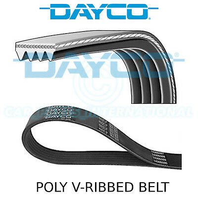 AU21.61 • Buy Dayco Poly V Belt - Auxiliary, Fan, Drive, Multi-Ribbed Belt - 4 Ribs - 4PK1720