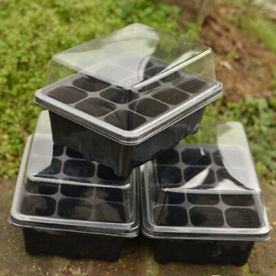 Rapid Rootrainers Propagation System Root Trainer New Newling Tray 12 Holes • 3.99£