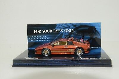 $ CDN76.77 • Buy RARE !! Lotus Esprit Turbo The Bond Collection Minichamps 135260 1/43
