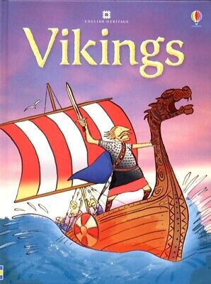 £2.44 • Buy Usborne Beginners : Information For Young Readers.: Vikings By Stephanie