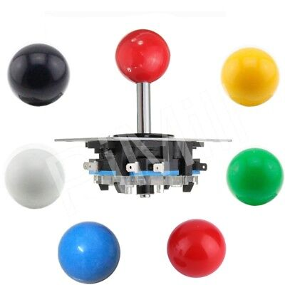 $13.49 • Buy New Classic 8 Way Arcade Game Joystick Ball Joy Stick 6 Colors US Stock