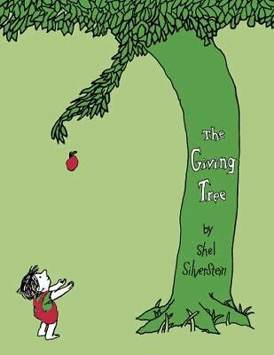 The Giving Tree By Shel Silverstein (Hardback) Expertly Refurbished Product • 7.98£