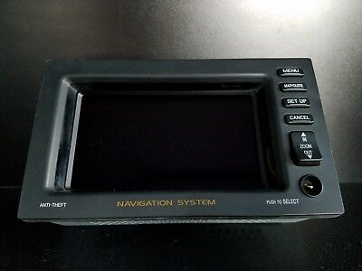 $70 • Buy 03-05 Honda Pilot Navigation Gps Display Screen Oem, 39810-s9v-a020-m, Rd634a0