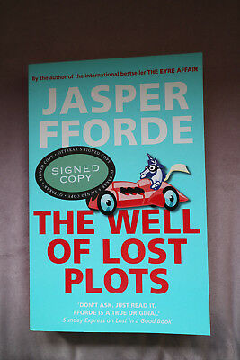 £9.99 • Buy The Well Of Lost Plots 1/1 Trade Paperback Signed By The Author, Jasper Fforde