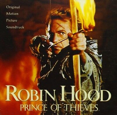 Michael Kamen - Robin Hood Prince Of Thieves Soundtrack CD • 7.70£