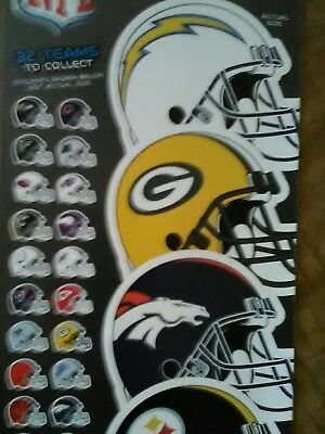 $0.99 • Buy NFL Helmet Sticker Pick Your Team All Teams Available