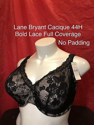 2ee7c99ad True Embrace Unlined Full Coverage Bra BLACK Cacique Lane Bryant 341083  Women s Clothing Intimates   Sleep