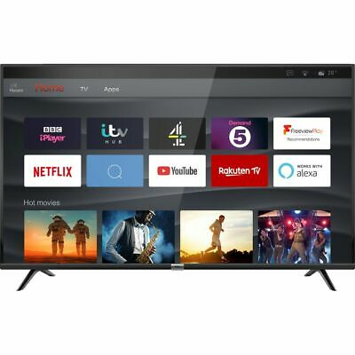 View Details TCL 50DP628 50 Inch 4K Ultra HD A+ Smart LED TV 3 HDMI • 299.00£