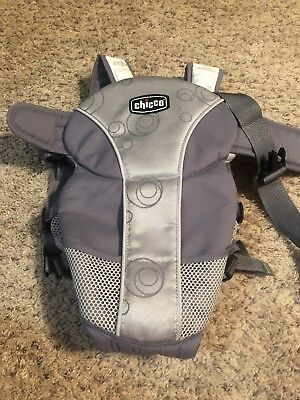 2afdf3f4dd0 Chicco UltraSoft Magic Baby Carrier Infant 2-Way Positions Unisex Used •  15.00