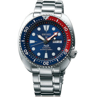 $ CDN415.62 • Buy New Seiko Prospex PADI Men's Automatic Stainless Steel Diver Watch SRPA21
