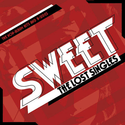 The Sweet : The Lost Singles CD (2018) ***NEW*** FREE Shipping, Save £s • 6.58£