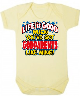 AU22 • Buy  Baby One Piece Baby Romper Baby Bodysuits Jumpsuits GODPARENTS