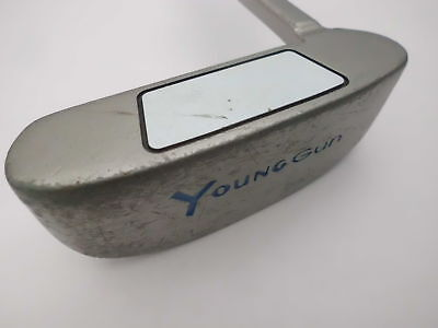 Pre~loved Young Gun Junior Putter ~ Half Mallet Style ~ 28  Long ~ No Headcover • 9.99£