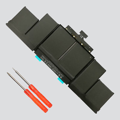 $49.99 • Buy Genuine A1494 Battery MacBook Pro 15  Retina A1398 (Late 2013 Mid 2014 )ME293