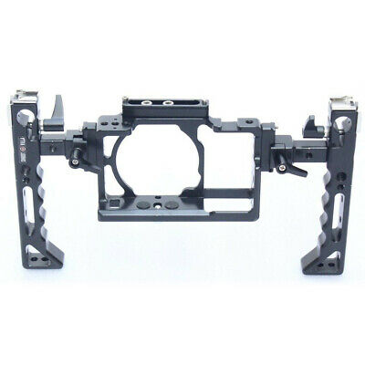 $ CDN157.34 • Buy Shootvilla Cage For SONY Alpha A6000 A6300 ILCE-6000 6300 +Two Side Handles