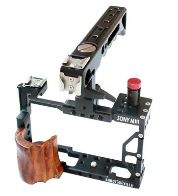 $ CDN121.81 • Buy SHOOTVILLA Camera Cage For Sony A7III And Sony A7RIII With Top Handle
